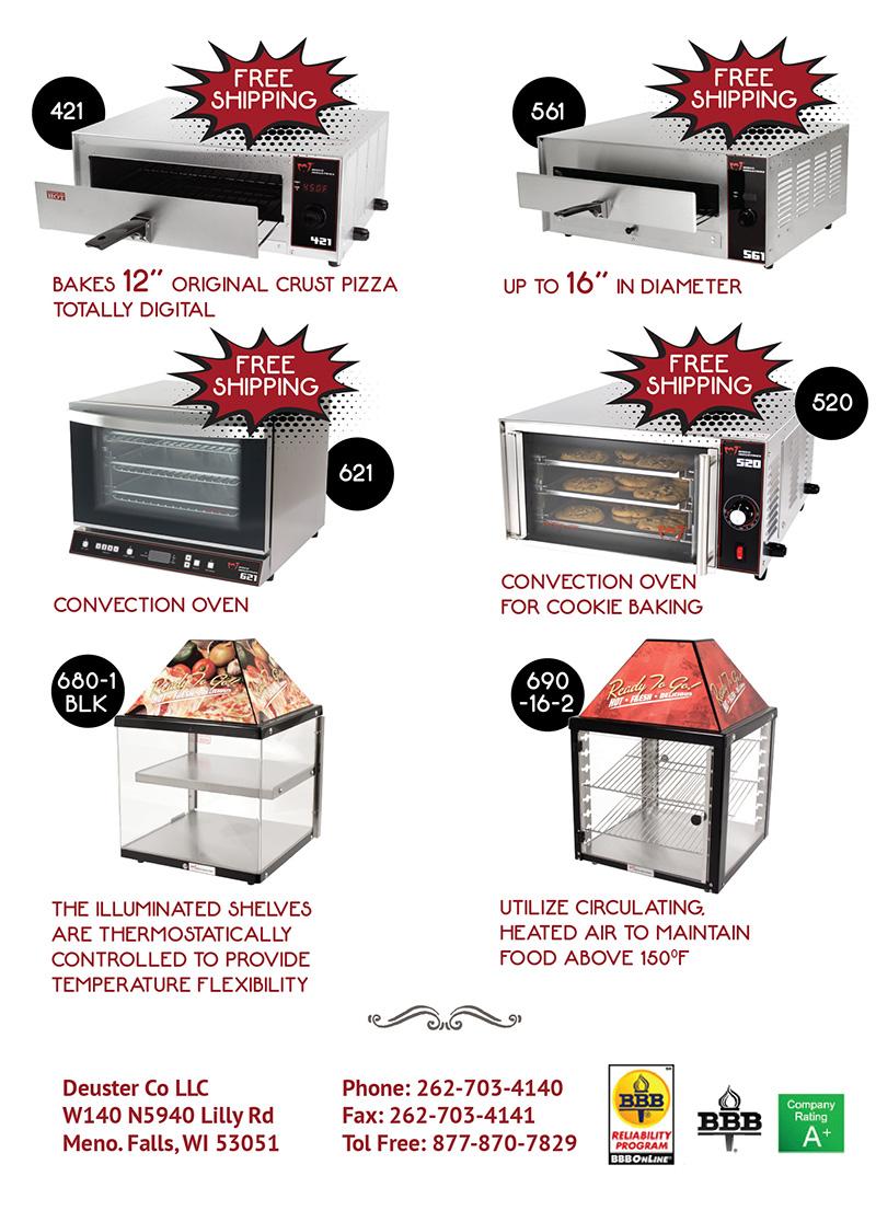 Wisco Pizza Ovens